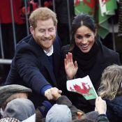 Meghan Markle et prince Harry : La Meghan mania débarque au Pays de Galles