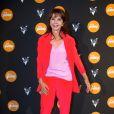 Victoria Abril - Reebok s'installe sur le bateau de la Villa Schweppes pour les 25 ans de la chaussure Pump. Cannes, le 17 mai 2014
