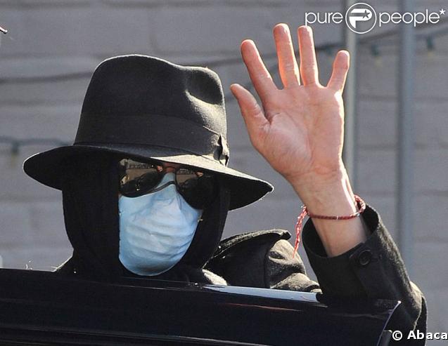 sortie en ligne vente professionnelle en stock Michael Jackson : On t'a reconnu... enlève ton masque ...