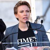 """Scarlett Johansson """"hypocrite"""" ? Ses liens avec Woody Allen pointés du doigt"""