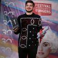 Kantemir Balagov, réalisateur primé pour son film Tesnota, une vie à l'étroit- Remise des prix lors dufestival de cinéma européen Premiers Plans d'Angersle 20 janvier 2018. © Laetitia Notarianni / Bestimage