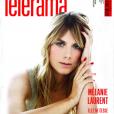 Mélanie Laurent en couverture du magazine Télérama du 27 janvier 2018