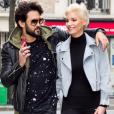 Nadège et Gabano en couple, Instagram, janvier 2018