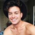 Cameron Robbie sur une photo publiée sur Instagram en novembre 2017