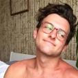 Cameron Robbie sur une photo publiée sur Instagram en septembre 2017