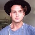 Cameron Robbie sur une photo publiée sur Instagram en février 2017