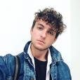 Cameron Robbie sur une photo publiée sur Instagram en juin 2016