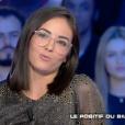 """Agathe Auproux dans """"Salut les Terriens"""" le 6 juin 2018."""