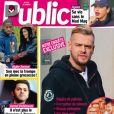 """Magazine """"Public', en kiosques vendredi 26 janvier 2018."""