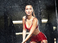 Bella Hadid : Ultrasexy en lingerie, le top model embrase la toile