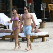 Davy Sardou et Noémie Elbaz : c'est l'amour à la plage !