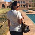 Ayem Nour dévoile sa silhouette amince sur Instagram, 29 janvier 2018