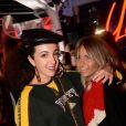 """Shera Kerienski et Noholita lors de la soirée de lancement du nouveau parfum Cacharel """"Yes I Am"""" à Paris, le 7 février 2018. © Rachid Bellack/Bestimage"""