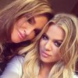Caitlyn Jenner et Khloé Kardashian en 2015.