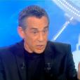 Extrait de l'émission Salut les Terriens avec Thierry Ardisson et Clovis Cornillac - samedi 10 février 2018 sur C8