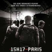 """""""Le 15h17 pour Paris"""" de Clint Eastwood bientôt retiré des salles ?"""