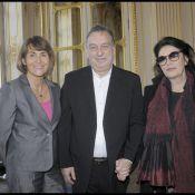 Stephen Frears : décoré par Christine Albanel devant Anouk Aimée !
