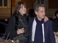 "Nicolas Sarkozy, son nouveau combat : ""Ma femme Carla sera à mes côtés"""