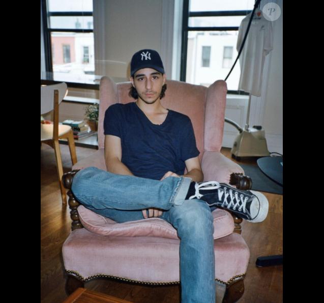 Ben Attal, fils de Charlotte Gainsbourg et Yvan Attal, à New York
