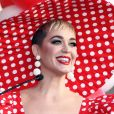 Katy Perry - Minnie Mouse reçoit son étoile sur le Walk of Fame au théâtre El Capitan à Hollywood, le 22 janvier 2018