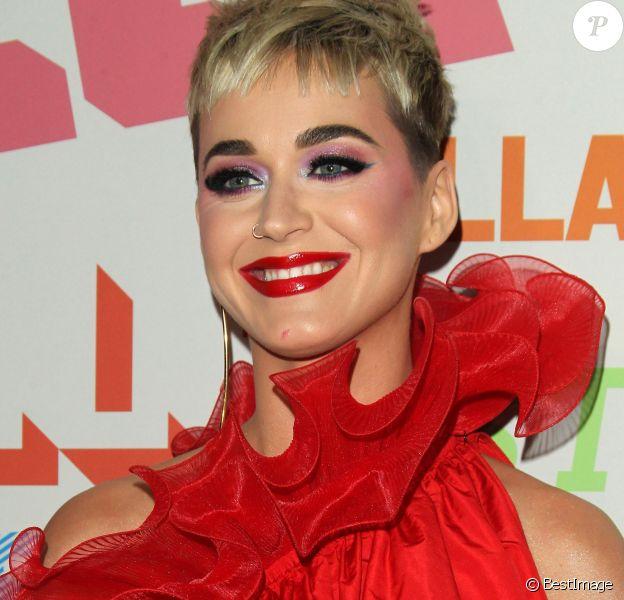 Katy Perry - Soirée de présentation Stella McCartney Automne 2018 à Pasadena, le 16 janvier 2018.