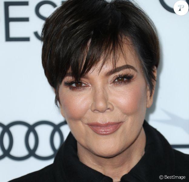 Kris Jenner à la soirée AFI Fest 2017 Centerpiece pour la présentation du film The Disaster Artist: My Life Inside The Room au théâtre Chinois à Hollywood, le 12 novembre 2017
