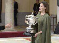 Letizia d'Espagne : Atout charme d'un quintette royal pour les Prix du Sport