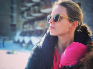 Sylvie Tellier enceinte et comblée : Moment câlin avec sa petite Margaux