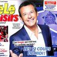 Magzine Télé-Loisirs en kiosques le 26 février 2018.