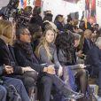 """Dylan Penn - Front Row - Défilé de mode automne-hiver 2018/2019 """"Christian Dior"""" au musée Rodin à Paris le 27 février 2018. © Olivier Borde / Bestimage"""