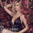 Kim Kardashian pour Vogue India, mars 2018.
