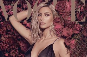 Kim Kardashian : Sensuelle pour Vogue India, nouvelle polémique pour le magazine