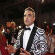 """Robbie Williams - Les célébrités arrivent au """"Bambi Awards 2016"""" à Berlin le 17 novembre 2016"""
