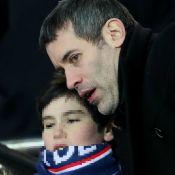 """PSG-OM : Jalil Lespert et son fils, supporters """"fiers"""" mais glacés"""