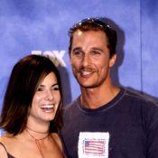 Sandra Bullock et son ex Matthew McConaughey : Retrouvailles en pleine lumière
