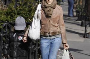 Sarah Jessica Parker : mais qu'a-t-elle fait du visage de son fils ?!