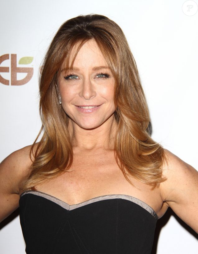 "Jamie Luner lors du ""Brighter Future for Children Gala"" à Hollywood, le 5 mars 2015."