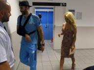 """Pamela Anderson, les hommes de sa vie... et Adil Rami : """"Bien sûr que je l'aime"""""""