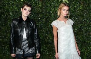 Kristen Stewart, rock et sensuelle face à sa sublime chérie Stella Maxwell