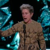 Oscars 2018 : Frances McDormand, ivre de joie, fait lever toutes les femmes