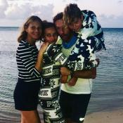 """Gwyneth Paltrow remercie son """"frère"""" Chris Martin de lui avoir fait deux enfants"""