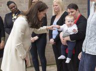 Kate Middleton, enceinte : Lumineuse et clairement prête à pouponner à nouveau