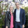 Tatiana de Rosnay et son mari Nicolas - Prix de la Closerie des Lilas 2016 à Paris, le 12 avril 2016. © Olivier Borde/Bestimage