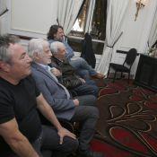 Jean-Paul Belmondo, détendu, prépare son retour aux côtés de Fabien Onteniente