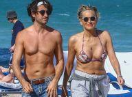 Sharon Stone a 60 ans : Sexy en bikini, so in love et... fiancée ?