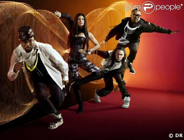 Nouvelle photo promo des Black Eyed Peas
