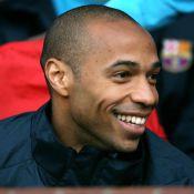 Thierry Henry de nouveau amoureux !