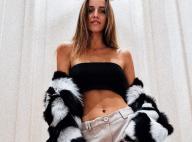 Carla Ginola : Sensuelle, toute nue sous sa douche...