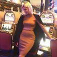 Alexandra Rosenfeld à Las Vegas le 13 mars 2018.