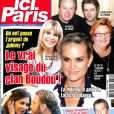"Magazine ""Ici Paris"" en kiosques le 14 mars 2018."